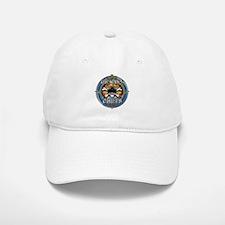 USN Navy Chiefs Backbone of the Fleet Cap