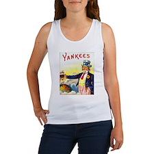 Yankees Cigar Label Women's Tank Top