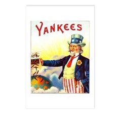 Yankees Cigar Label Postcards (Package of 8)