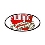 Edward Cullen Tattoo Patches