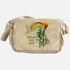 Forks Washington Twilight Messenger Bag