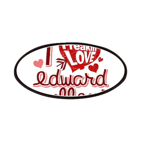 Freakin LOVE Edward Cullen Patches