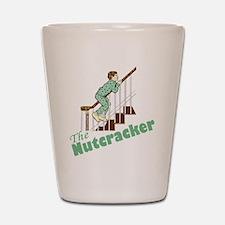 The Real Nutcracker Shot Glass
