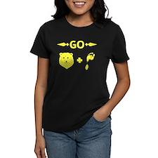 Go Barefoot, Women's T-Shirt