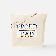 Proud Dad Tote Bag