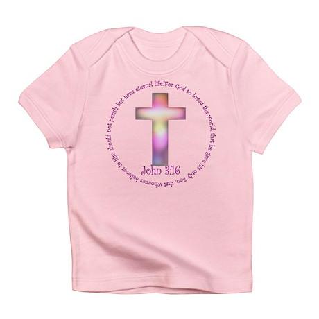 John 3:16 Infant T-Shirt