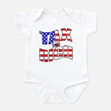 Tax the Rich Infant Bodysuit