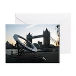 Tower Bridge Greeting Cards (Pk of 10)
