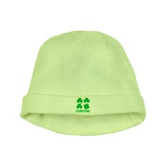Shamrocks or Clovers baby hat