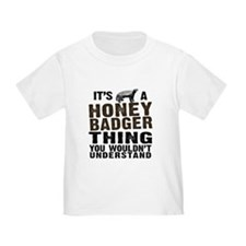 Honey Badger Thing T