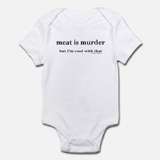 Meat is murder, but... Infant Creeper