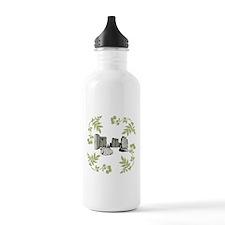 Ancient Henge Monument Water Bottle