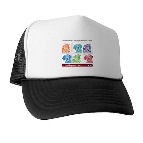 Brickle & Digby Pop Trucker Hat
