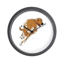Unique Kangaroo joes Wall Clock