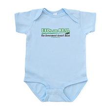 Cute Disclosure Infant Bodysuit