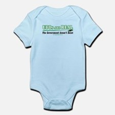 Cute Disclosure Infant Bodysuit
