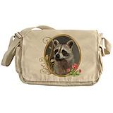 Raccoon messenger bags Messenger Bags & Laptop Bags