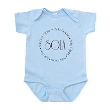 5 Solas Infant Bodysuit