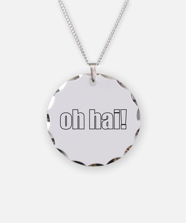 oh hai! Necklace
