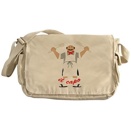 Il Capo Messenger Bag