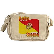 Unique Corno Messenger Bag