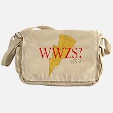 WWZS? Messenger Bag