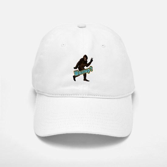 Bigfoot Sasquatch Yetti Wassup Hat