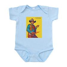 Wild West Cowboy Infant Bodysuit