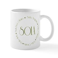5 Solas Mug