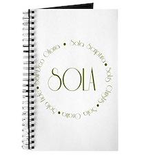 5 Solas Journal