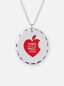 Steve Jobs Necklace