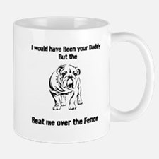Unique Bulldog sayings Mug