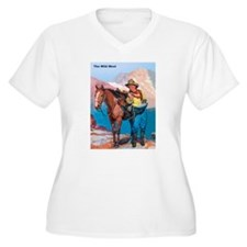 Wild West Gold Rush Prospector T-Shirt