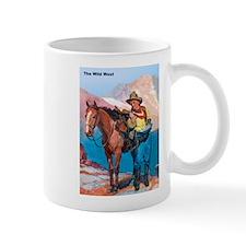 Wild West Gold Rush Prospector Mug
