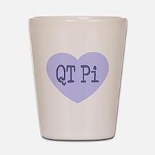 QT Pi Shot Glass