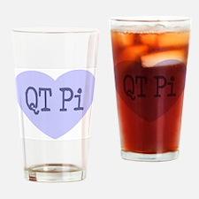 QT Pi Drinking Glass
