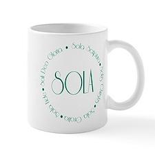 5 Solas Small Mug