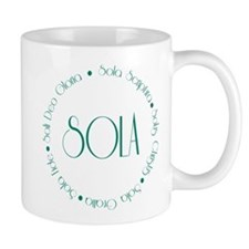 5 Solas Small Small Mug