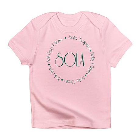 5 Solas Infant T-Shirt