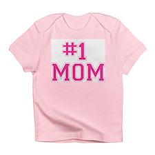 #1 MOM Infant T-Shirt