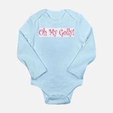 Oh My Golly! Long Sleeve Infant Bodysuit