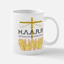 HAARP Quake Antenna Mug