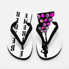Extreme Beader Flip Flops
