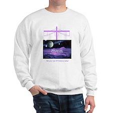 Your Own HAARP Sweatshirt
