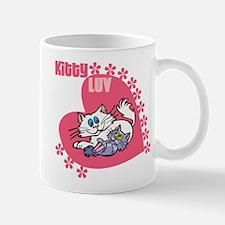Kitty Love Cat Lovers Mug