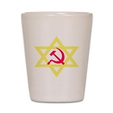 Russian Jewish Pride Shot Glass