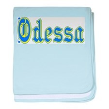 Odessa baby blanket
