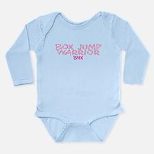 Box Jump Warrior Long Sleeve Infant Bodysuit