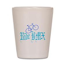 Ride BMX Shot Glass