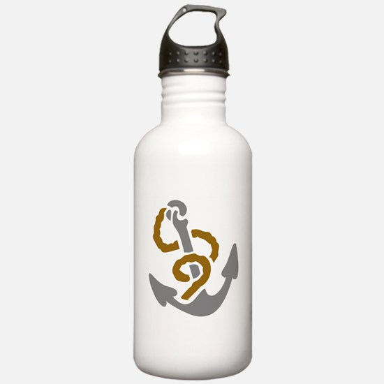 Anchors Away Water Bottle